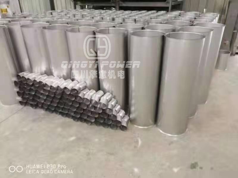 不锈钢发电机排烟管